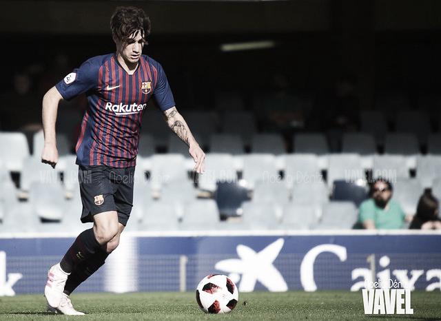Resumen Castellón vs Barça B (2-1)
