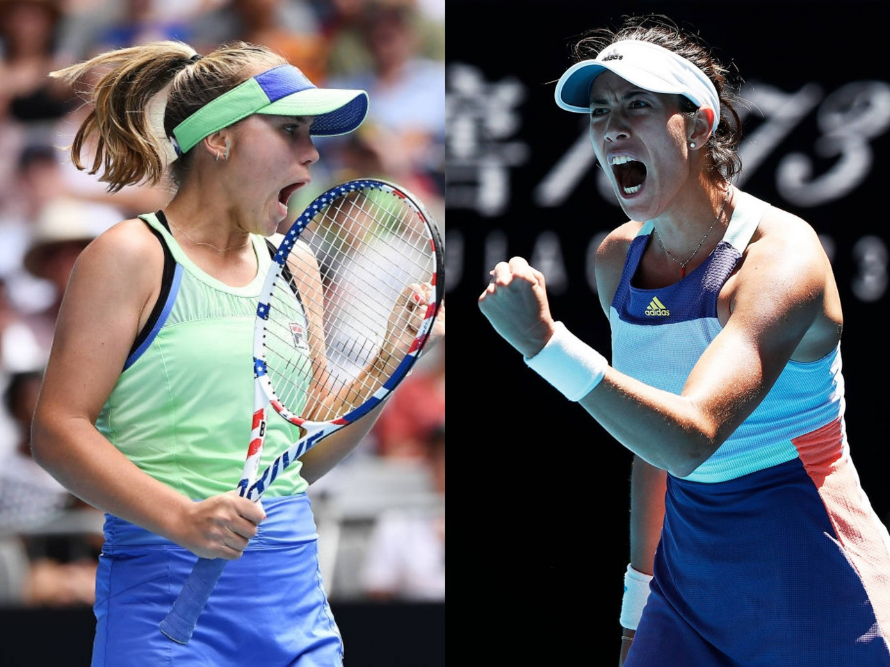 2020 Australian Open Women's Singles Final Preview: Sofia Kenin vs Garbine Muguruza