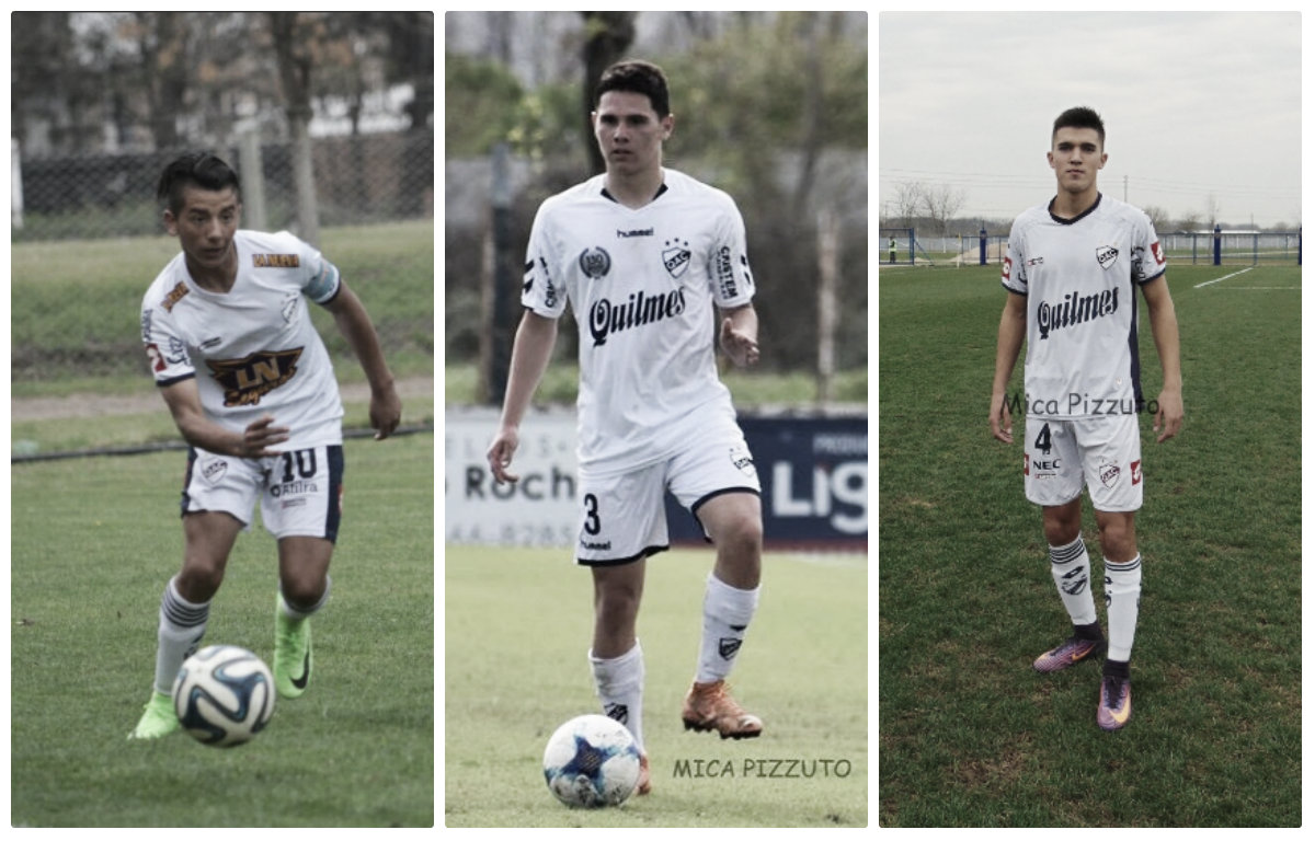 River, Racing e Independiente se fijan en las inferiores de Quilmes