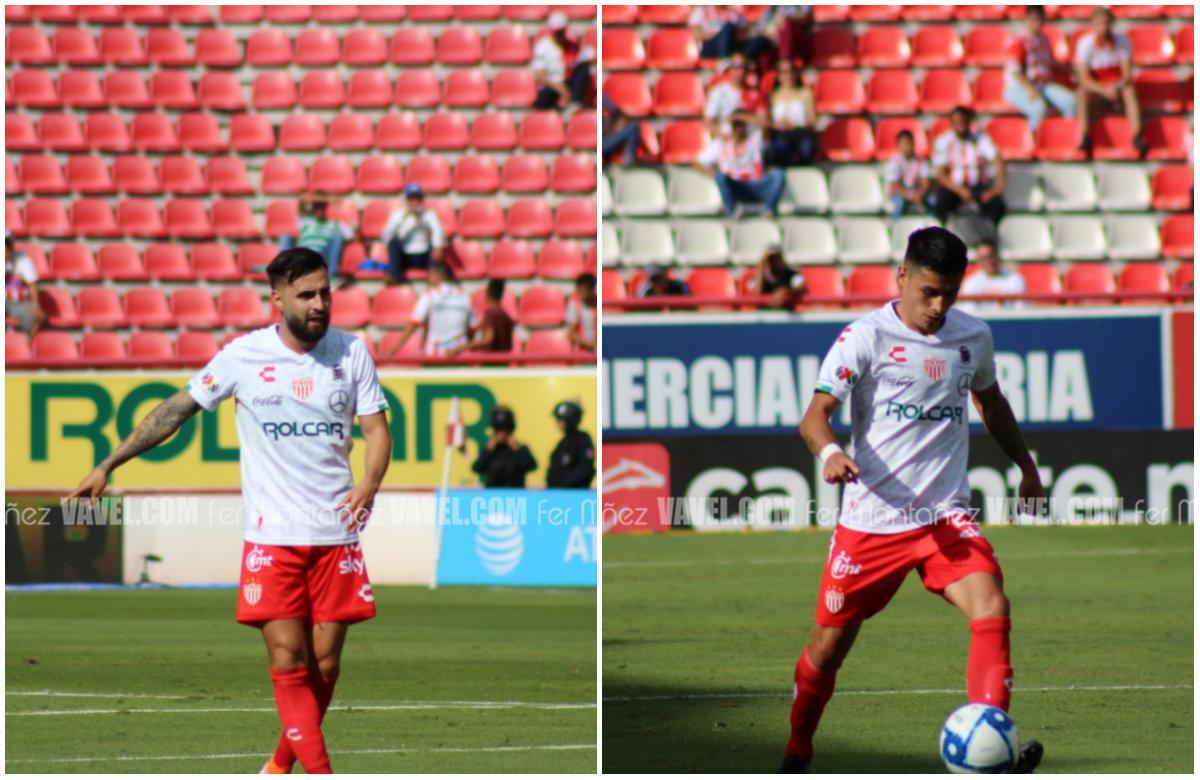Luis Felipe Gallegos y Claudio Baeza, una mancuerna fina para la zona clave