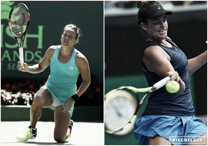 WTA Stuttgart first round preview: Jennifer Brady vs Barbora Strycova