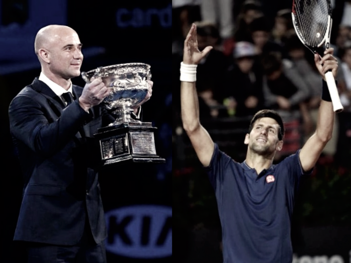 Novak Djokovic confirms imminent trial coaching period with Andre Agassi