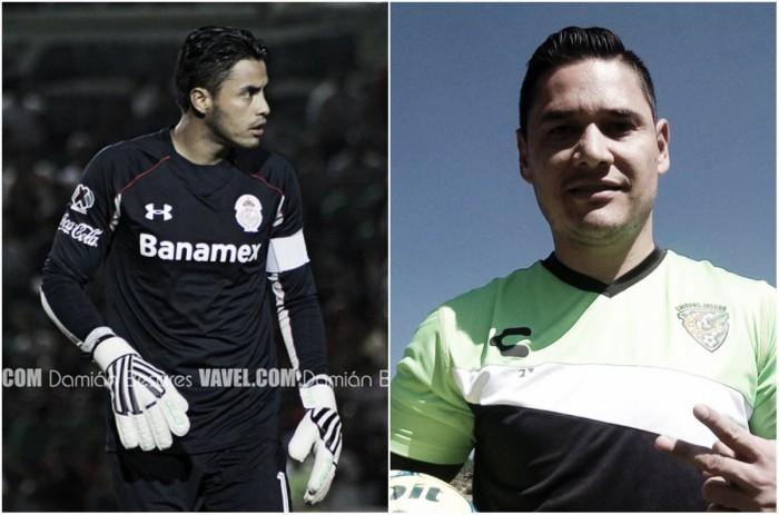 Talavera - Muñoz: portería tricolor
