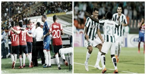 Junior - Atlético Nacional: primer plato futbolístico de la final