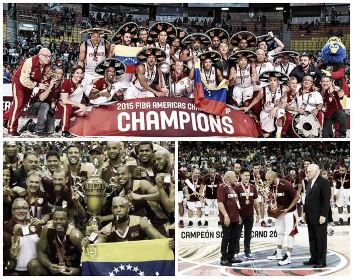 Previa FIBAAmeriCup 2017: Venezuela busca su cuarto título consecutivo
