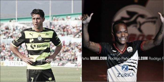 Mano a mano: Gael Sandoval vs Luis Quiñones
