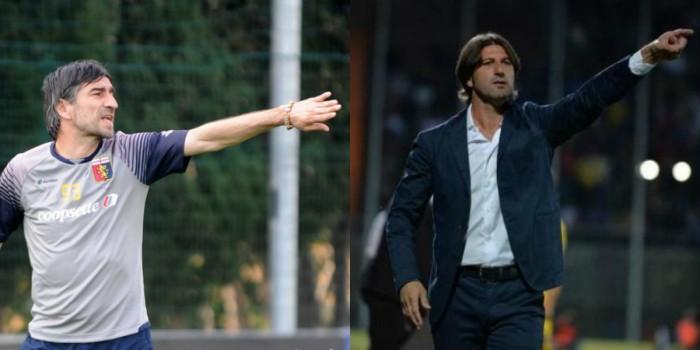 Il ballo dei debuttanti... in Serie A: Genoa - Cagliari, panchine a confronto