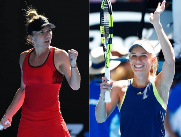 2018 Australian Open final preview: Simona Halep vs Caroline Wozniacki