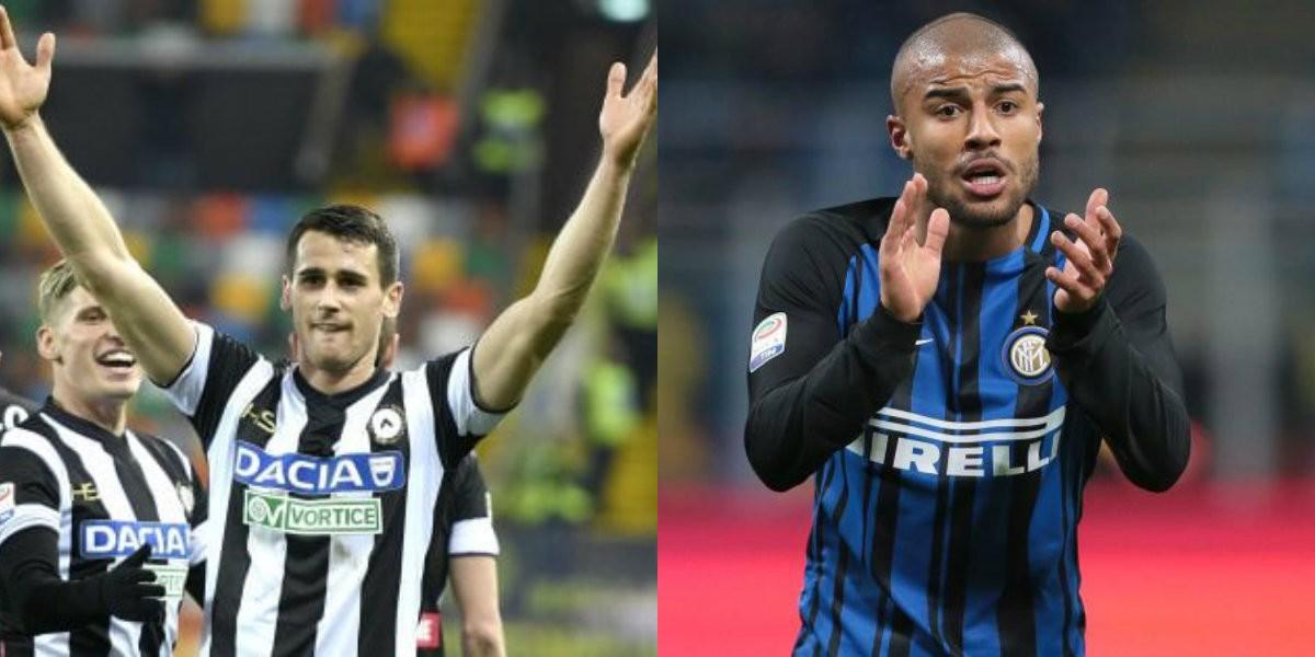 Serie A - L'Udinese non dovrà sbagliare nulla per rallentare la corsa al quarto posto dell'Inter