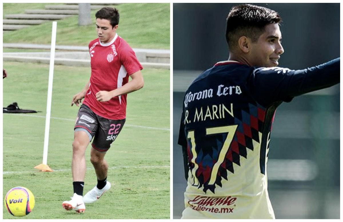 Sebastián Córdova y Ricardo Marín ya son 'Rayos'