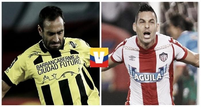 Resultado final: Alianza Petrolera vs. Junior de Barranquilla (1-2)