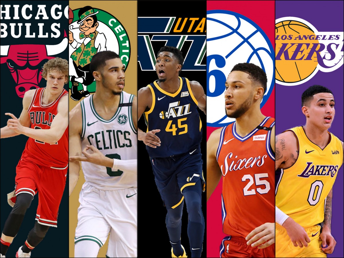 NBA announces All-Rookie Teams