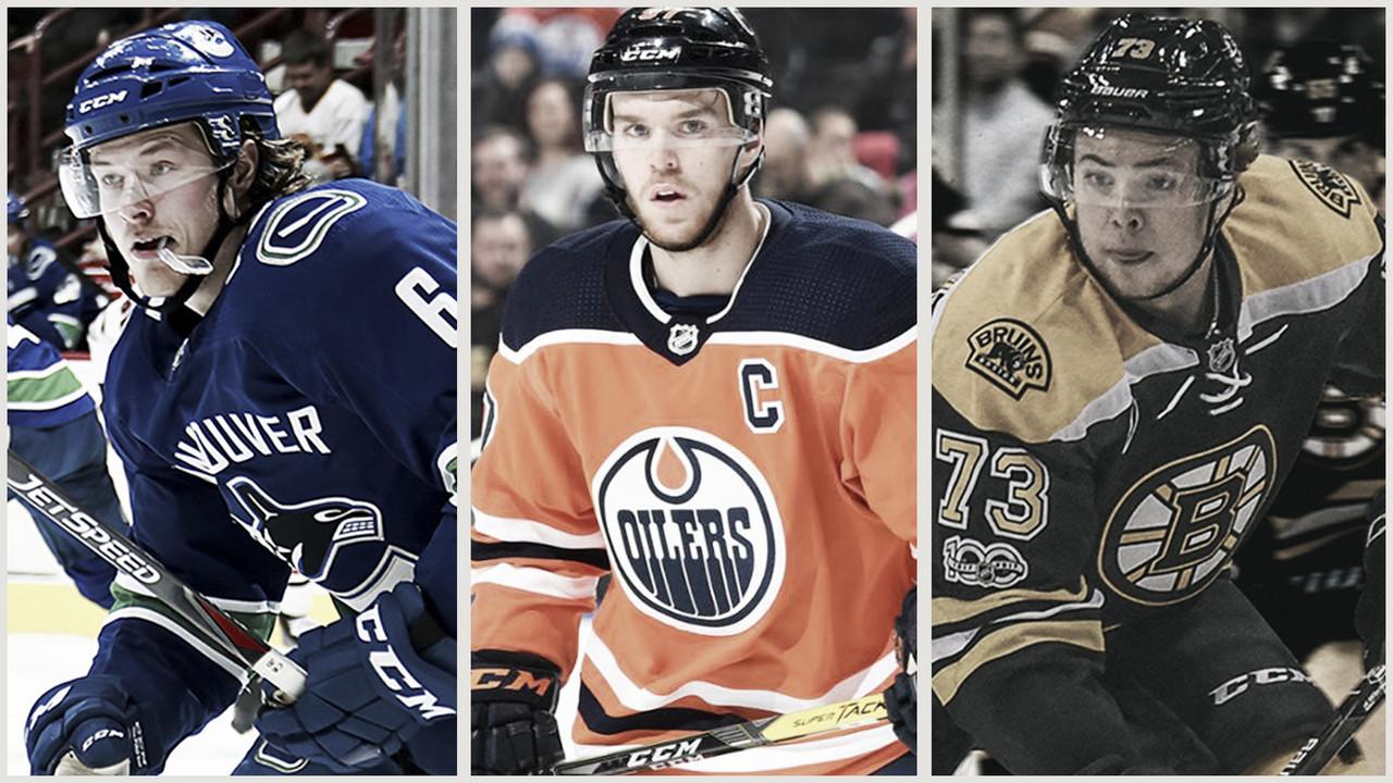 El futuro ya llego: los diez mejores Sub 23 en la NHL esta temporada