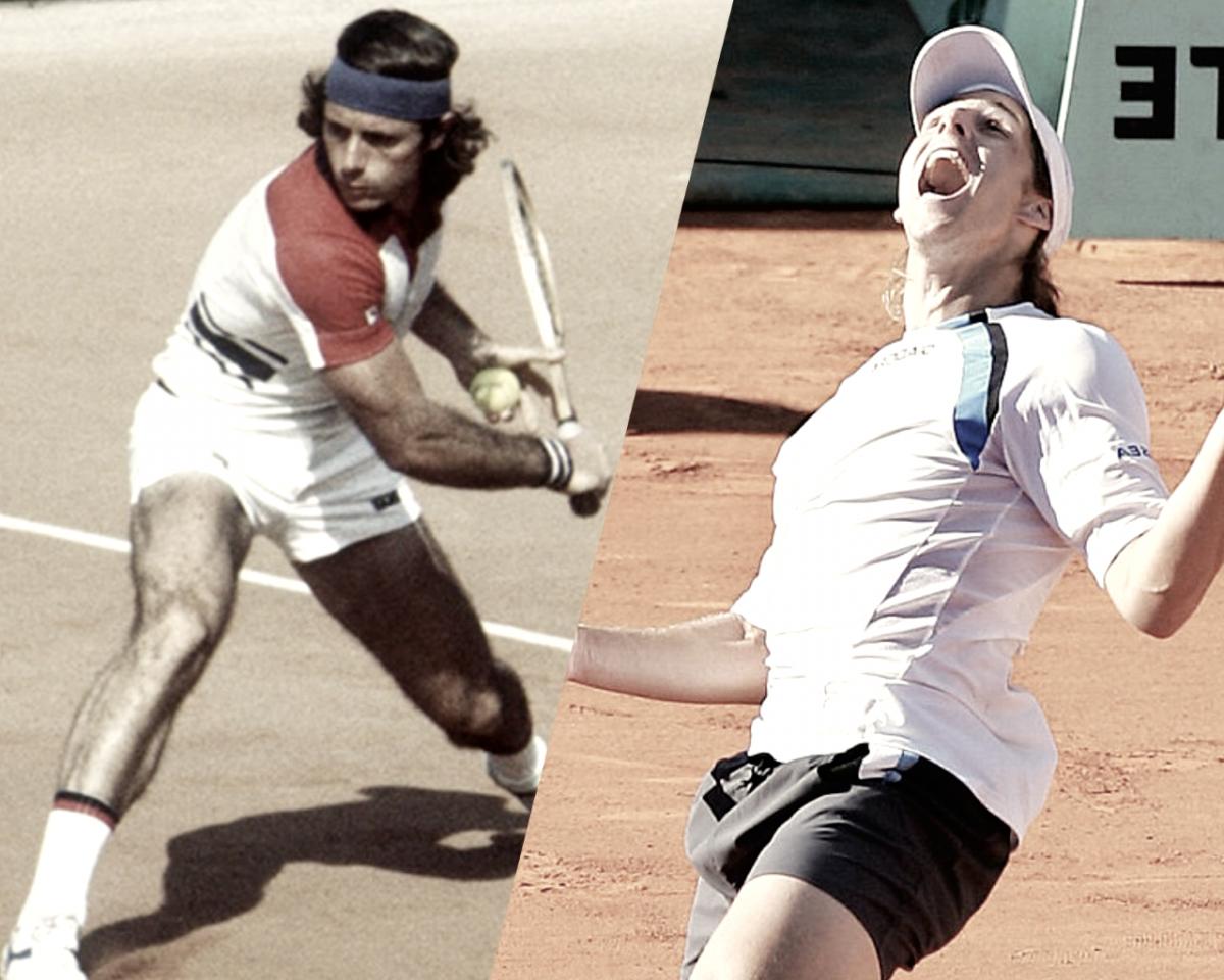 Guía Roland Garros 2018: la historia argentina en París