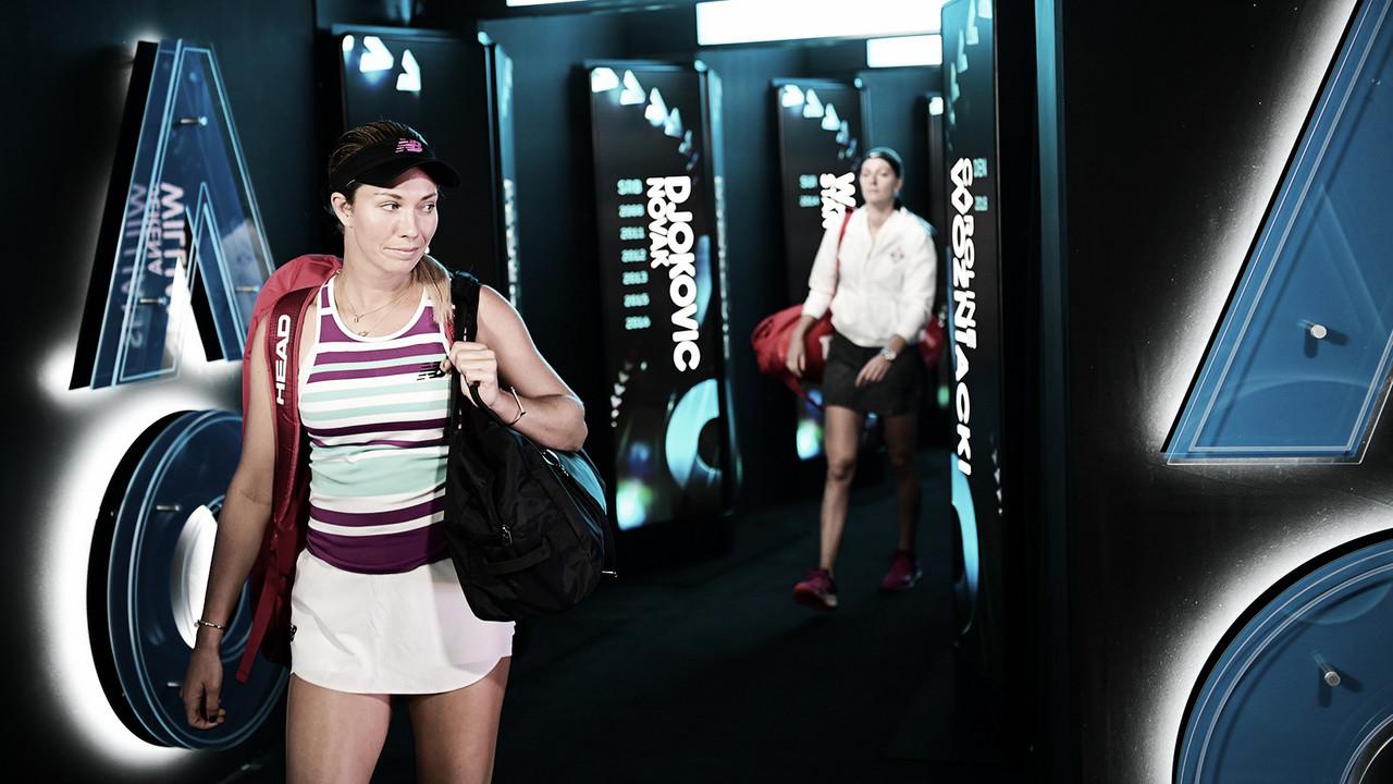 Collins diz que poderia 'escrever um livro' sobre campanha surpreendente no Australian Open