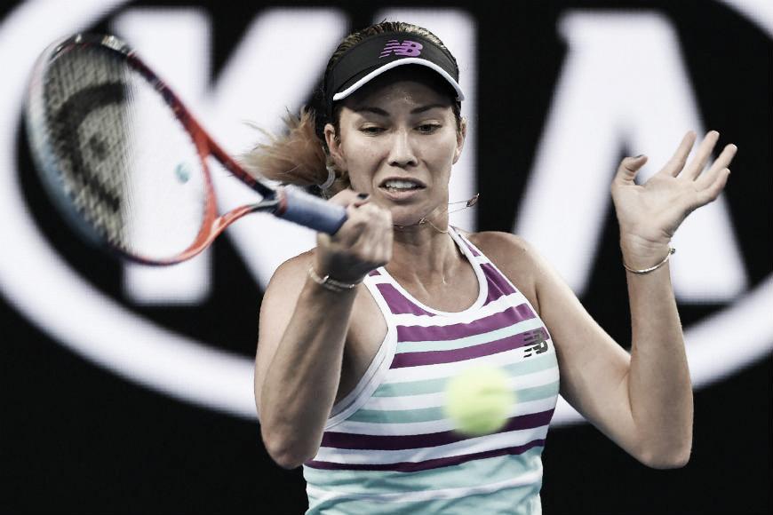 Collins continua surpreendendo, bate Garcia e elimina última francesa do Australian Open