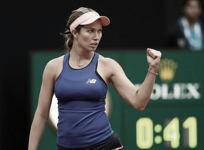 Lesionada, Wozniacki desiste pelo segundo torneio seguido e Collins avança em Roma