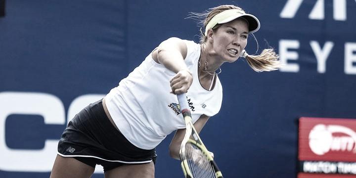 Danielle Collins é suspensa de torneio após descumprir protocolos de segurança