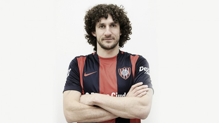 "Fabricio Coloccini: ""Va a ser especial ponerme la camiseta de San Lorenzo"""