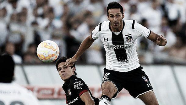 Resultado Atlas - Colo-Colo en Copa Libertadores 2015 (1-3)