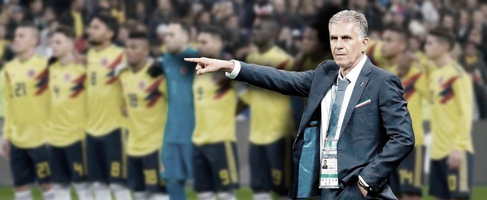 Selección de Colombia: un nuevo rumbo de la mano de Carlos Queiroz