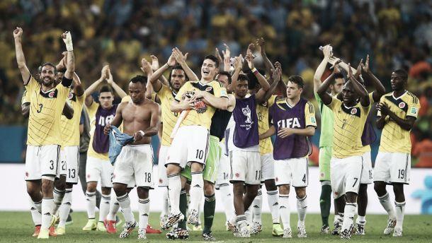 Resultado Colombia - El Salvador (3-0)