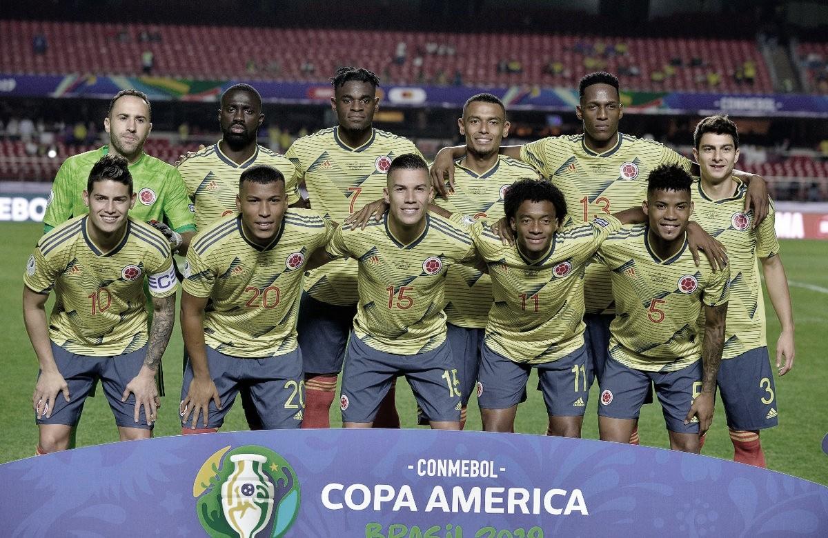 Colômbia 100% e Argentina tropeçando: resumo do Grupo B na Copa América