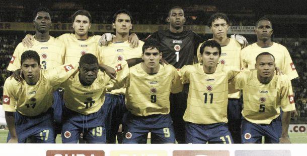 ¿Qué pasó con los jugadores de la selección Colombia Sub 20 en el Suramericano de 2005?