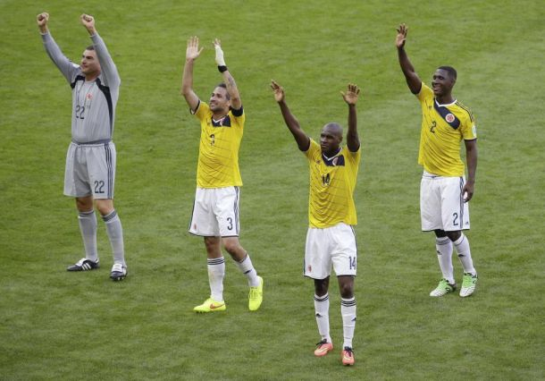 Colombia - Ivory Coast: 'The final of the group'