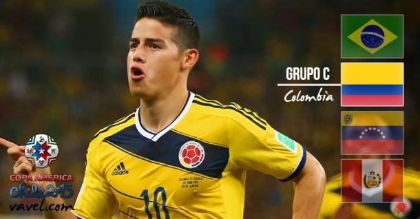 Guia VAVEL da Copa América 2015: Colômbia