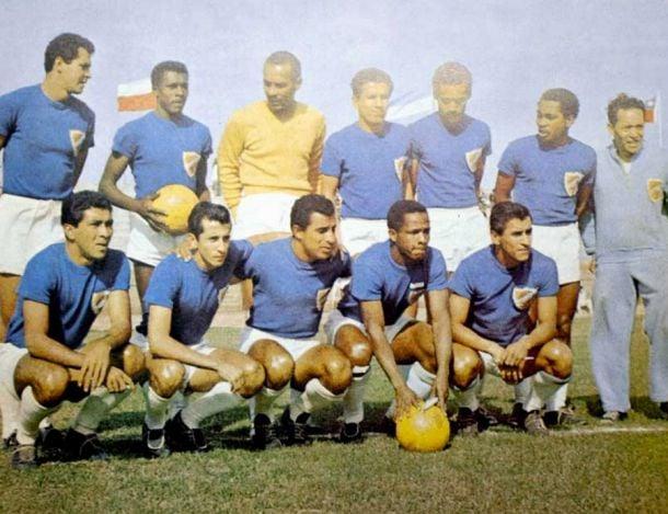 Historia de Colombia en los Mundiales: Chile 1962