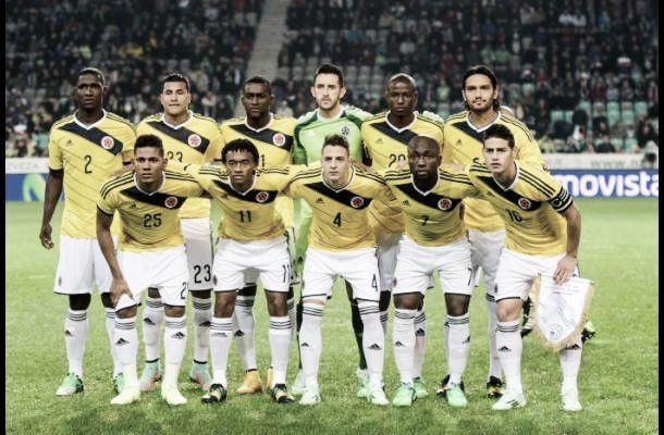 Colombia sigue en el tercer puesto del ranking FIFA