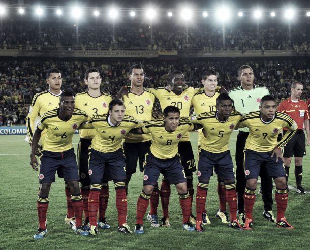 Colombia Sub 20: Colombia Sub-20 En Los Mundiales: Colombia 2011