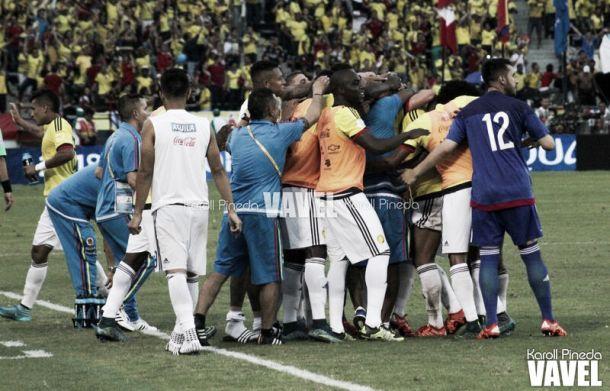 Colombia vs. Perú: puntuaciones de la 'Tricolor' en la primera fecha de Eliminatorias