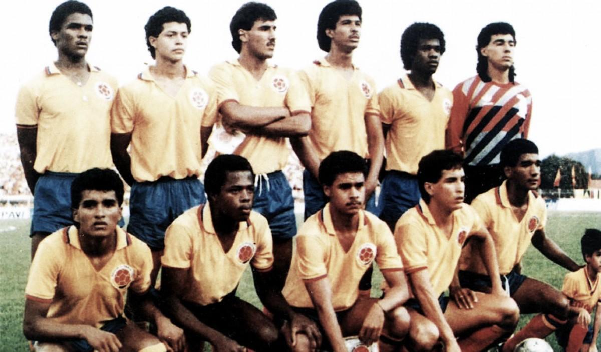 Otros logros de la Selección: Mundial Sub 20 1987