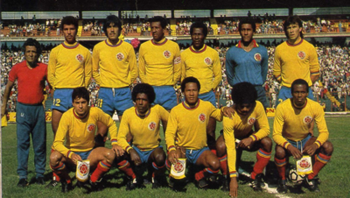 historial colombia vs polonia 1985 vavel