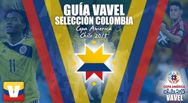 Guía VAVEL de Colombia en la Copa América Chile 2015