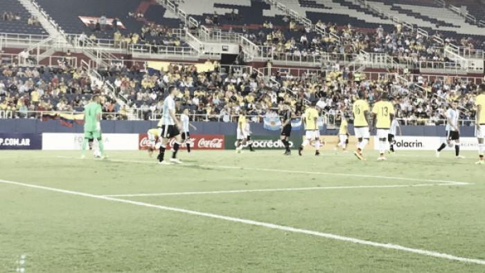 La cantera de oro con cinco titulares en el amistoso ante Argentina