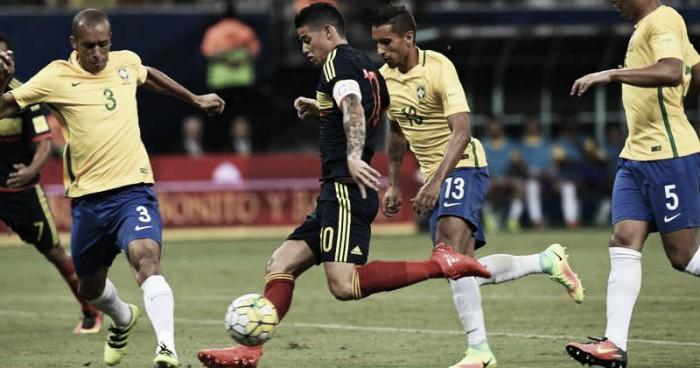 Qualificazioni Russia 2018 - Brasile, in Colombia da guastafeste