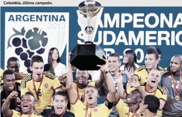 Colombia Sub-20 en los mundiales: Turquía 2013
