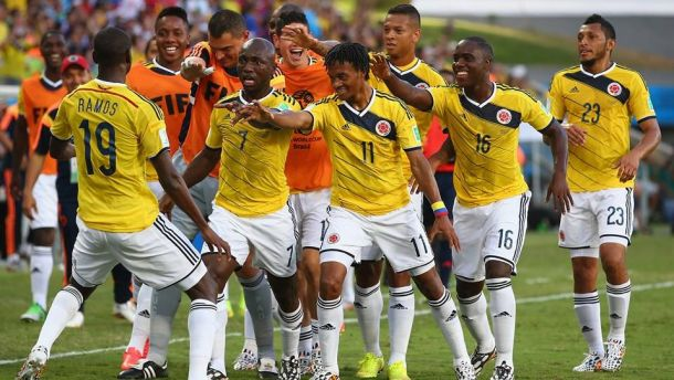 Colombia - Uruguay: World Cup 2014 Preview