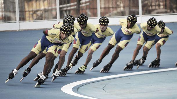 Rionegro recibe el primer campamento nacional de Patinaje de Carreras
