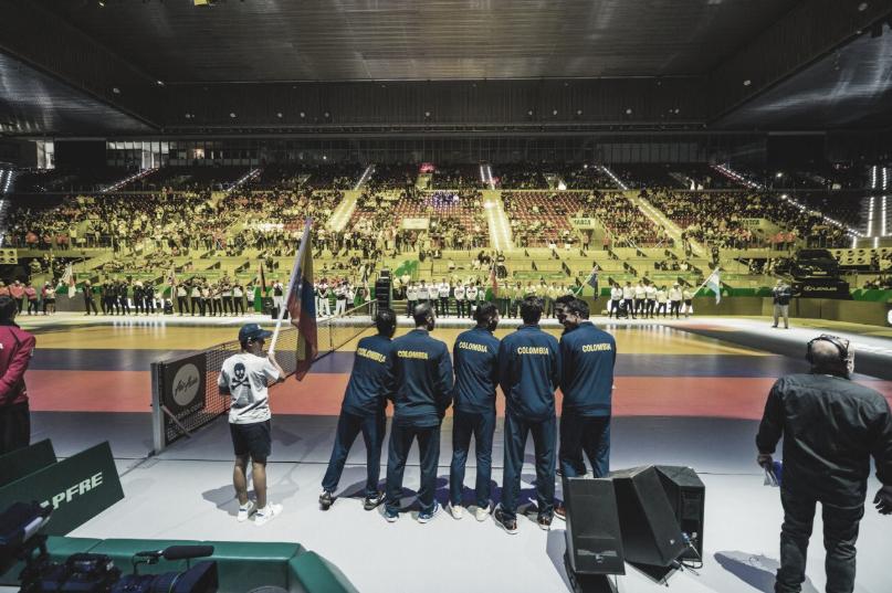 Argentina, el rival de Colombia en los play-offs para las finales de la Copa Davis 2020