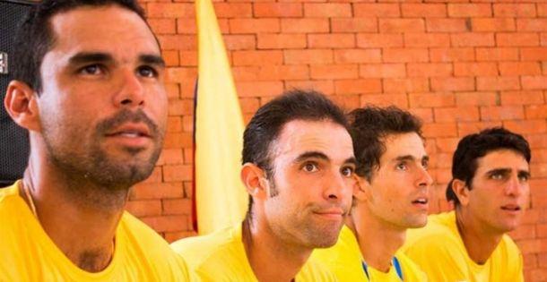 Buenos resultados este fin de semana para el tenis colombiano