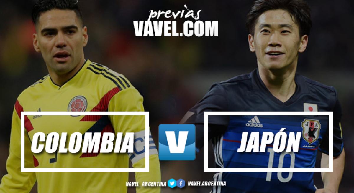 Previa Colombia - Japón: ¿se repetirá lo del 2014?