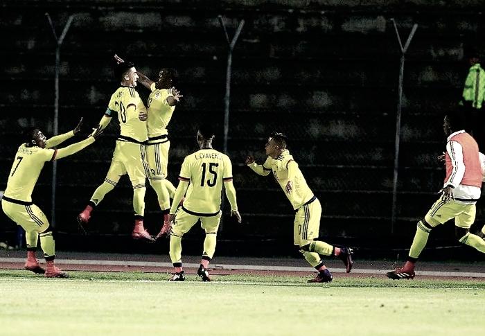 Valencia: la fórmula del gol para la Selección Colombia
