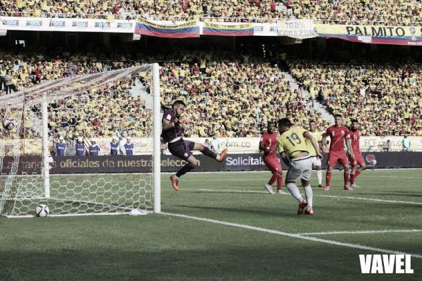 La pasión 'Tricolor' se sintió en el Metropolitano: Colombia 2 - 0 Perú