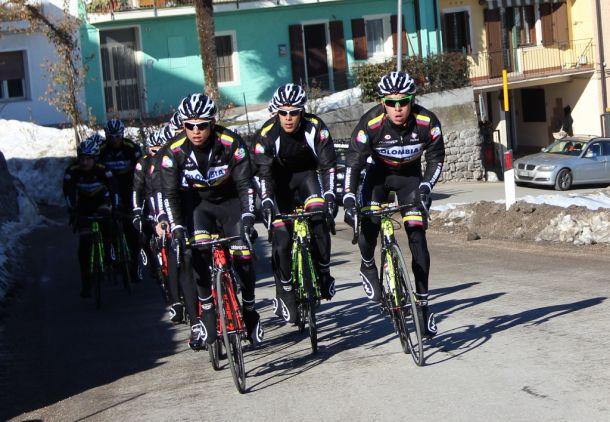 El Team Colombia correrá en el Giro de Italia 2014