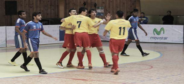 Selección Colombia de Fútbol de Salón, cada vez más cerca del título
