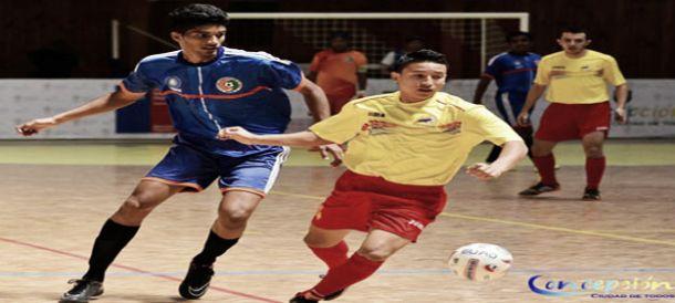 Colombia eliminada del Mundial Juvenil de Fútbol de Salón